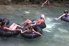 Dunn's River Falls, Ocho Rios Highlights and River Tubing Excursions