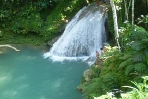 Explore the Blue Hole & Secret Falls
