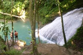 The Blue Hole, Secrets Falls & River Tubing Excursion