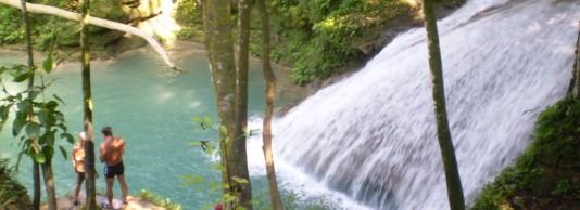 The Blue Hole, Secrets Falls & River Tubing Excursion