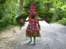 flowers man   Excursions In Oho Rios