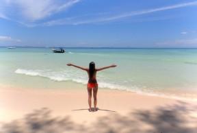 The Blue Hole, Secrets Falls & Bamboo Blu Beach Excursion
