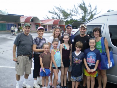 Family Group | Excursions In Oho Rios